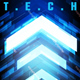 Hi Tech Door Sci Fi Spaceship Opening and Closing