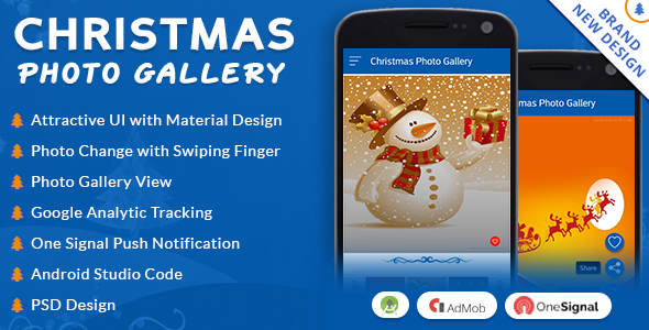 Christmas Photo Gallery - CodeCanyon Item for Sale