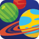 110 Planets Pack of Assets for Space Games