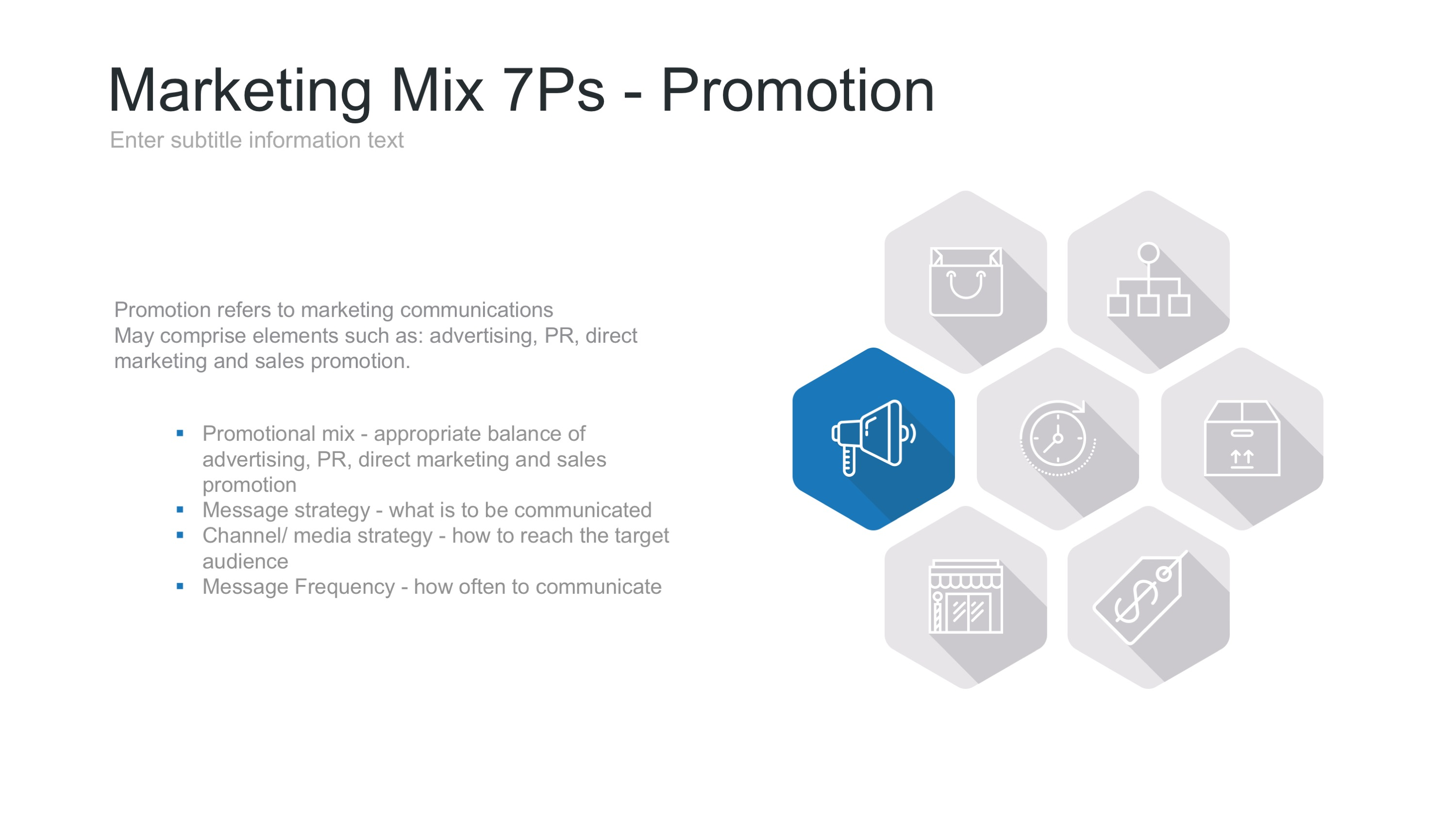 elements marketing mix 2 When discussing marketing mix, we focus on all of the controllable elements of a marketing plan if you're at all familiar with the term marketing mix the marketing mix refers to the strategies and tactics implemented by a marketing team to promote its brand the four p's however, refers to.