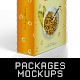 Corn Flakes Package Mock-Up - GraphicRiver Item for Sale