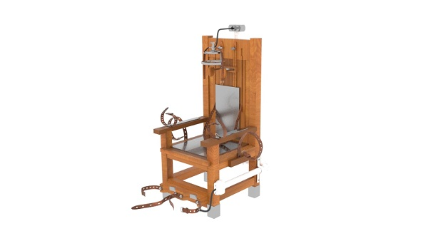 Electric Chair - 3DOcean Item for Sale