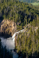 Upper Falls waterfall in Grand Canyon of Yellowstone - PhotoDune Item for Sale