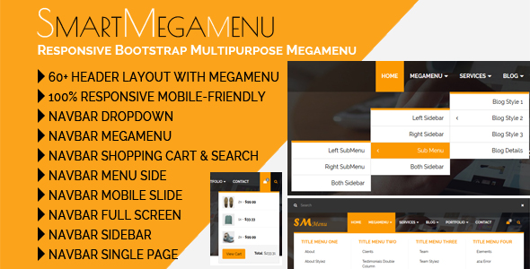 Download Source code              Smart Megamenu - Responsive Bootstrap Multipurpose Megamenu            nulled nulled version