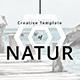 Natur Creative Google Slide Template