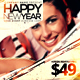 Happy New Year Cover - GraphicRiver Item for Sale