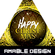 Happy Christmas Flyer - GraphicRiver Item for Sale