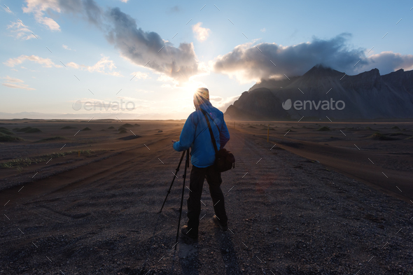 Stokksnes - Stock Photo - Images