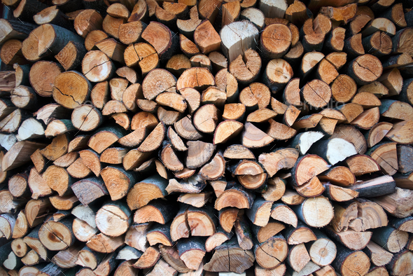 firewoods - Stock Photo - Images