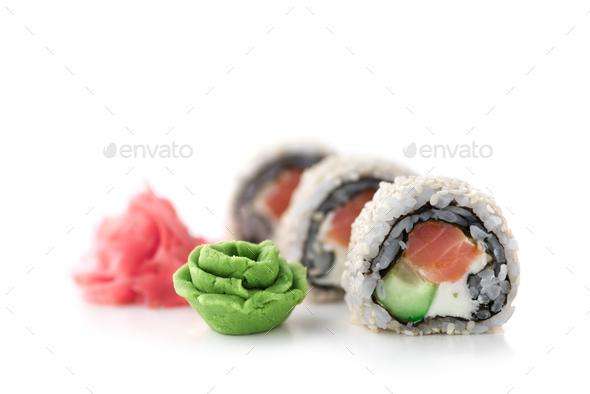 sushi - Stock Photo - Images