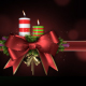 Decorative Christmas Candles Backgrounds - VideoHive Item for Sale