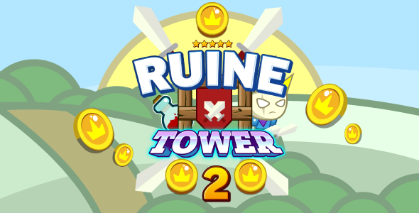 Source code              Ruin tower 2 – HTML5 game. Construct 2 (capx). Mob controll            nulled