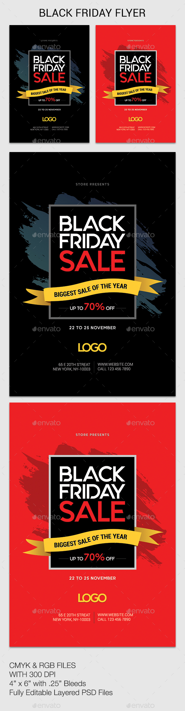 GraphicRiver Black Friday 20981768