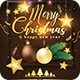 Merry Christmas And Happpy New Year - GraphicRiver Item for Sale