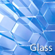Glass Hexagons Surface - VideoHive Item for Sale