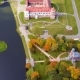 Aerial View of Mir Castle in Belarus - VideoHive Item for Sale