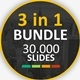 3 in 1 Marketing Pro Bundle Powerpoint - GraphicRiver Item for Sale