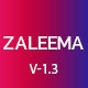 Zaleema - Creative App Landing Responsive HTML5 Template - ThemeForest Item for Sale