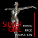 Silver Girl Motion Pack - VideoHive Item for Sale