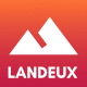 Landeux - Beautiful Technology Landing Page - ThemeForest Item for Sale