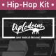 Aggressive Indian Hip-Hop Beat Kit