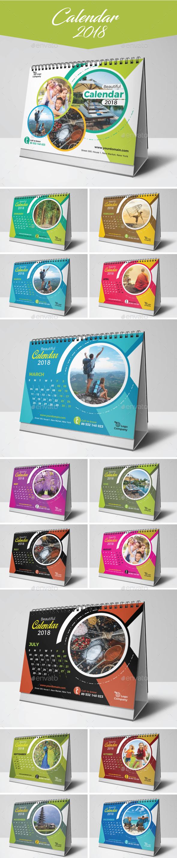 GraphicRiver Calendar 20984217