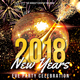 New Years Flyer Template - GraphicRiver Item for Sale