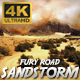 Sandstorm Fury Road - 2 Views - VideoHive Item for Sale