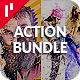 Comico Photoshop Action Bundle