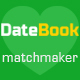 DateBook - Dating WordPress Theme