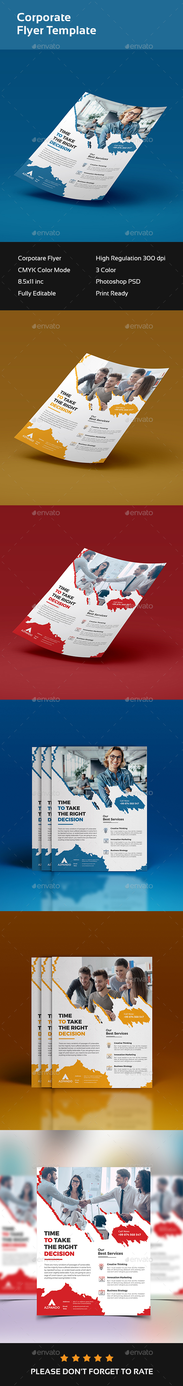 GraphicRiver Flyer 20985156