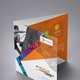 Corporate Business Square TriFold Brochure - GraphicRiver Item for Sale