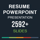 Resume Powerpoint