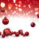 Christmas Balls Loop Background - VideoHive Item for Sale