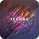 Techno CD Cover Artwork - GraphicRiver Item for Sale
