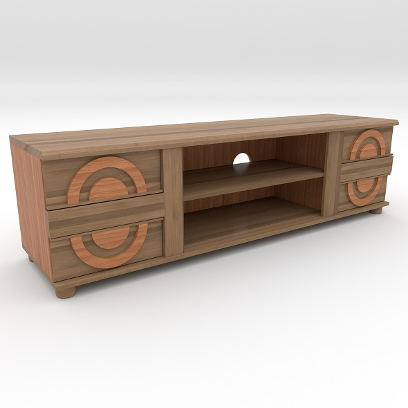 3DOcean tv stand 2 20967584