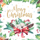 Christmas Floral Collection - GraphicRiver Item for Sale