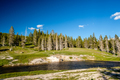 Firehole River, Yellowstone National Park, Wyoming - PhotoDune Item for Sale