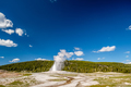 Old Faithful geyser in Yellowstone National Park - PhotoDune Item for Sale