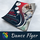 Dance Flyer Template - GraphicRiver Item for Sale