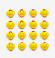 Collection of yellow rubber ducks