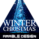 Winter Christmas Flyer - GraphicRiver Item for Sale