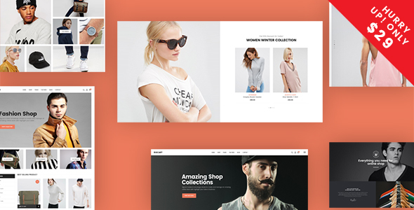 Bigcart – Clean, Modern WordPress Theme for WooCommerce            nulled