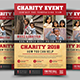 Charity Fundraising Flyer Templates