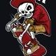 Skull Skates - GraphicRiver Item for Sale