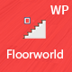 Floorworld - Flooring & Tiling Services WordPress Theme