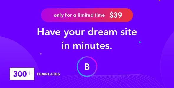 Boo | Responsive Multi-Purpose WordPress Theme - Creative WordPress