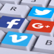 Social Media Keyboard Icons - VideoHive Item for Sale