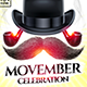 Movember celebration Flyer Template - GraphicRiver Item for Sale
