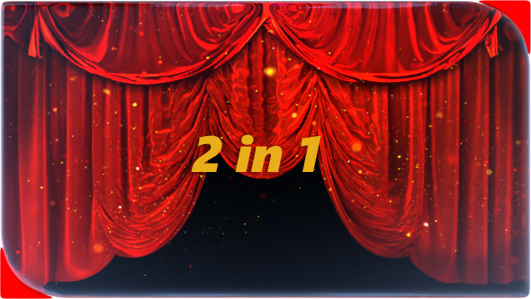 VideoHive Magic Curtains 20988235